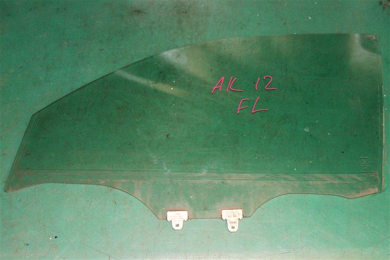 Стекло двери Nissan March AK12 CR12(DE) 2003 переднее левое