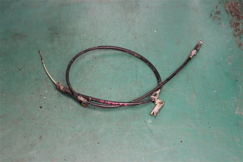 Тросик ручника Mazda Familia BJ5W ZLVE 2001 задний правый