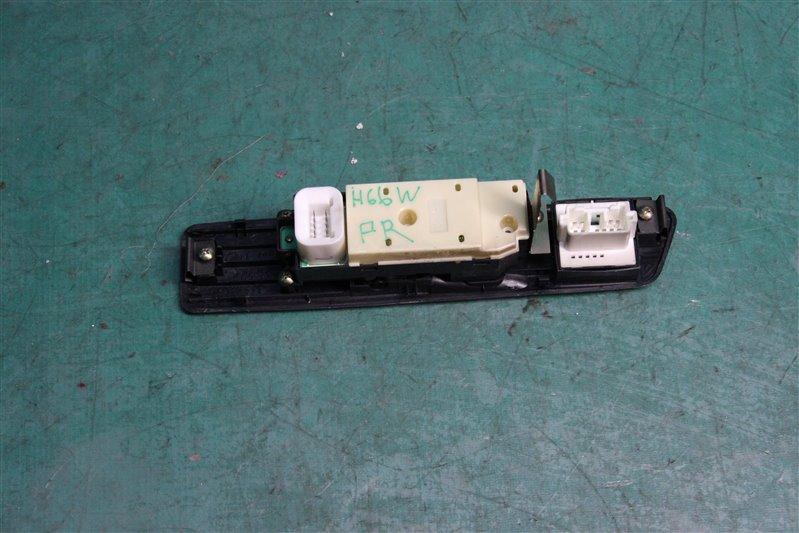 Блок управления стеклоподъемниками Mitsubishi Pajero Io H66W 4G93 1998