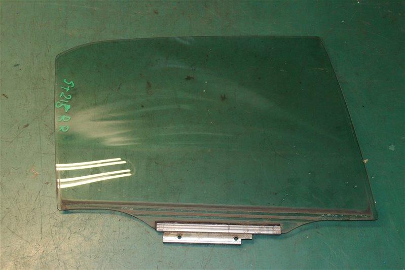 Стекло двери Toyota Corona Premio ST210 3S-FSE 1999 заднее правое