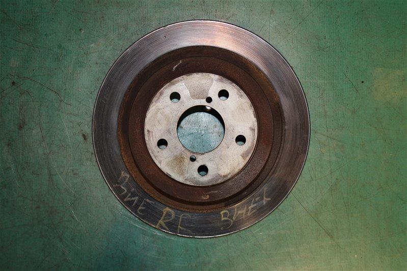 Тормозной диск Subaru Legasy BHE EZ30 2000 задний правый