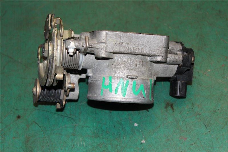 Дроссельная заслонка Nissan Bluebird HNU14 SR20 (DE) 1999