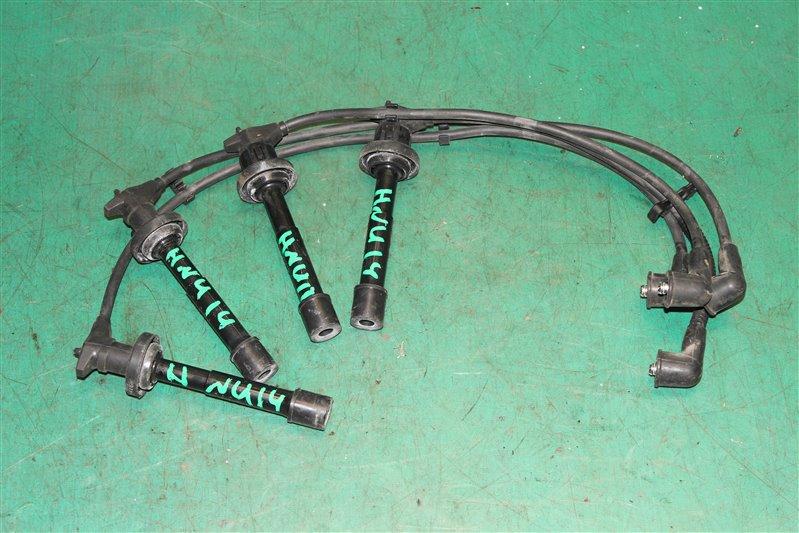 Бронепровода Nissan Bluebird HNU14 SR20 (DE) 1999