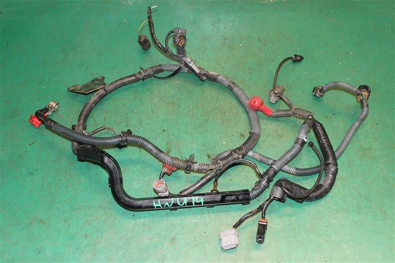 Коса двс Nissan Bluebird HNU14 SR20 (DE) 1999