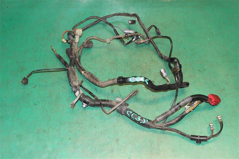 Коса под капот Mazda Atenza Sport GG3S L3 2004