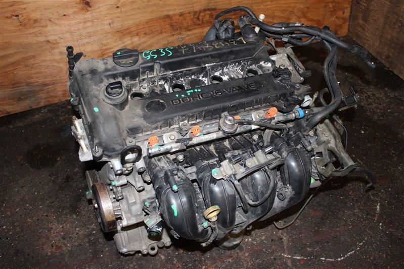 Двигатель Mazda Atenza Sport GG3S L3 2004