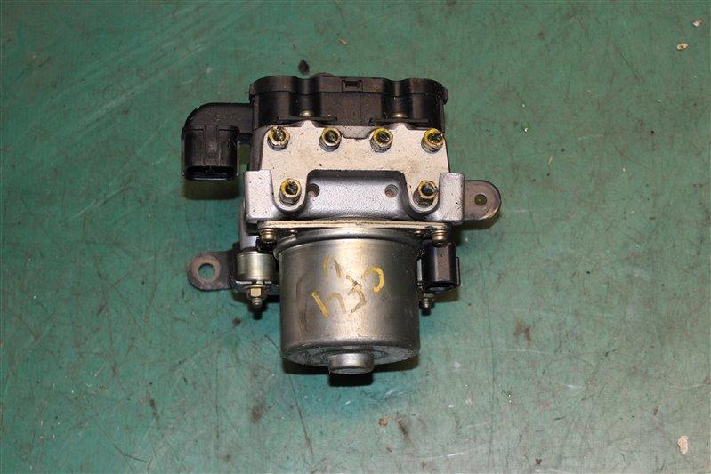 Блок abs Honda Accord CL3 F20B 2002