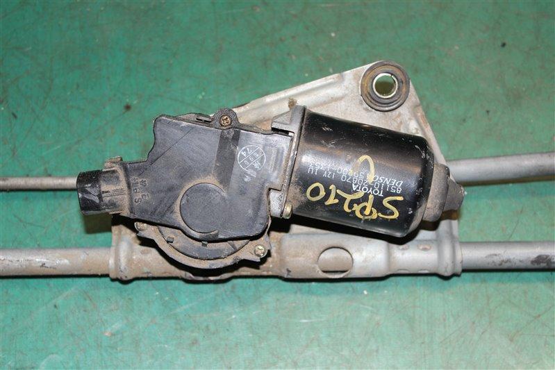 Мотор дворников Toyota Corona Premio ST210 3S-FSE 1999