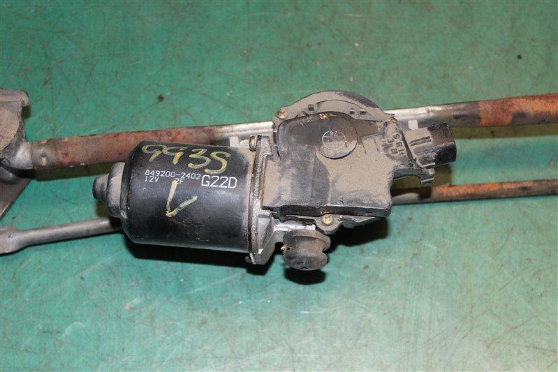 Мотор дворников Mazda Atenza Sport GG3S L3 2004