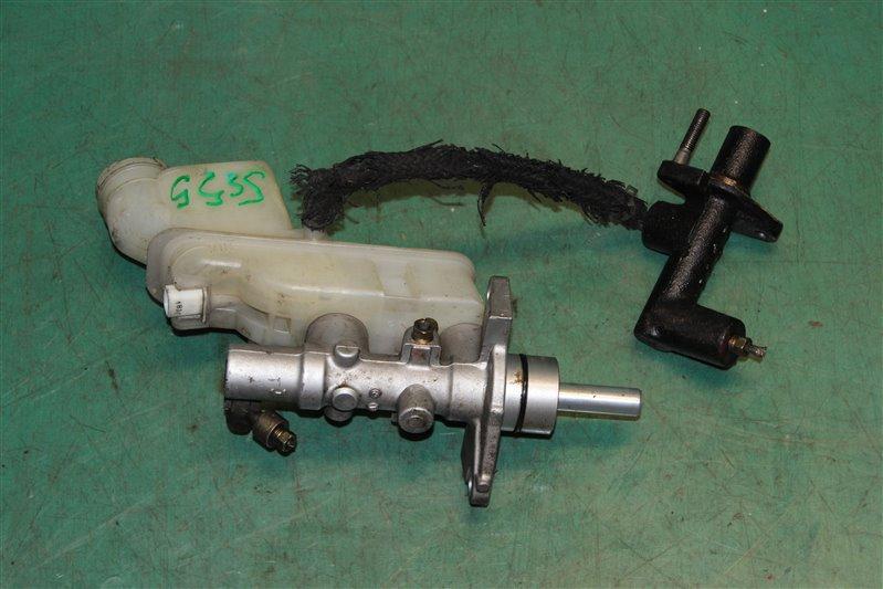 Главный тормозной цилиндр Mazda Atenza Sport GG3S L3 2004