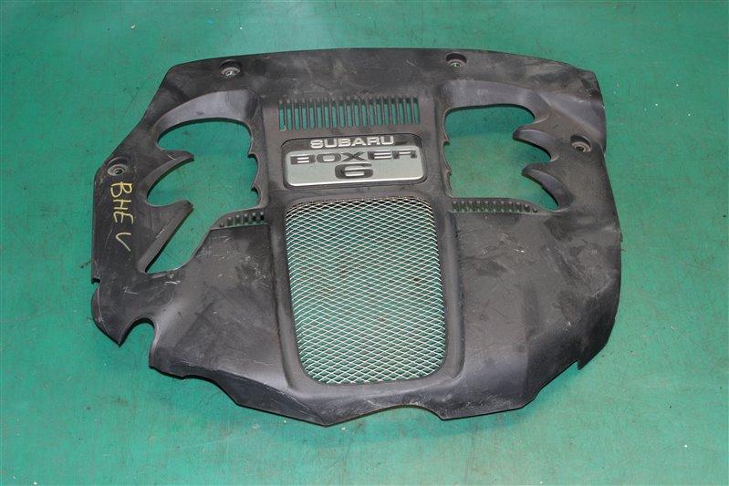Декоративная крышка двс Subaru Legasy BHE EZ30 2000