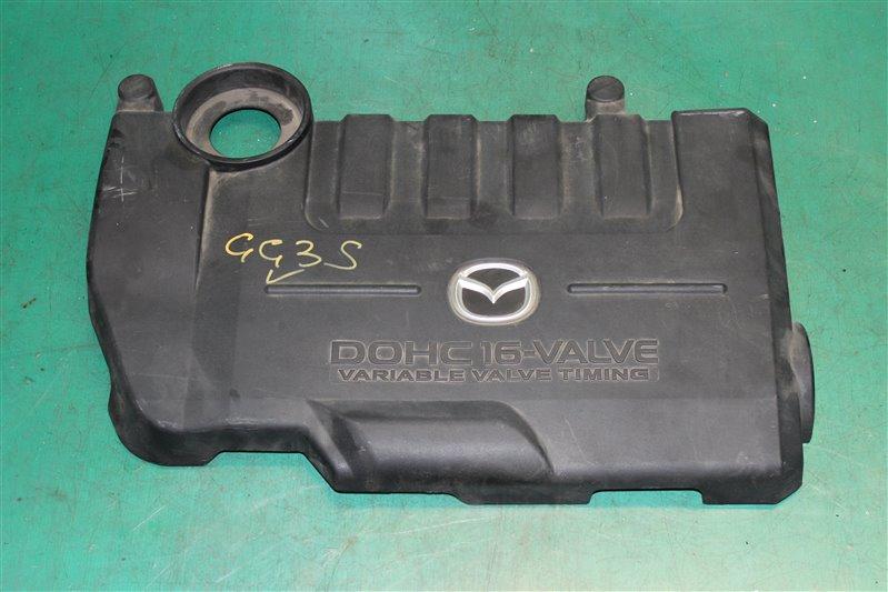 Декоративная крышка двс Mazda Atenza Sport GG3S L3 2004