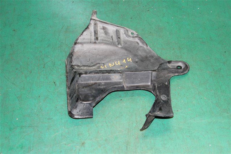Защита двигателя Nissan Bluebird HNU14 SR20 (DE) 1999
