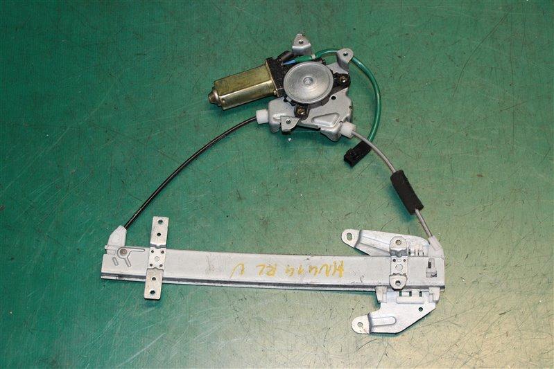 Стеклоподъемник Nissan Bluebird HNU14 SR20 (DE) 1999 задний левый