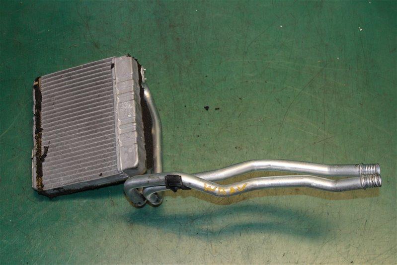 Радиатор печки Bmw 3-Series 318I E46 N42 (2000CC/105KW) 08.01.2002
