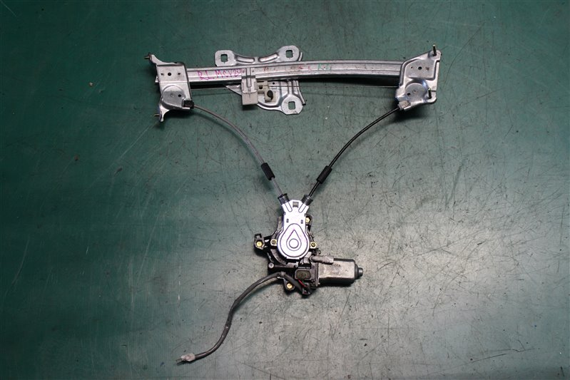 Стеклоподъемник Toyota Windom MCV20 1MZ-FE 2000 задний левый