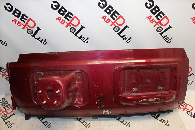 Дверь 5-я Honda Cr-V RD1 B20B 1998