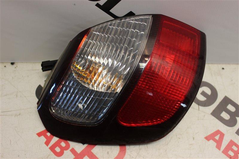 Стоп-сигнал Subaru Legasy BHE EZ30 2000 левый