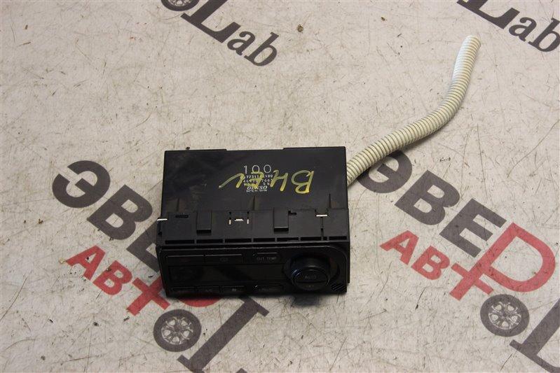 Блок управления климат-контролем Subaru Legasy BHE EZ30 2000