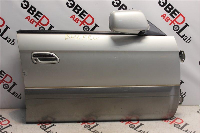 Дверь Subaru Legasy BHE EZ30 2000 передняя правая
