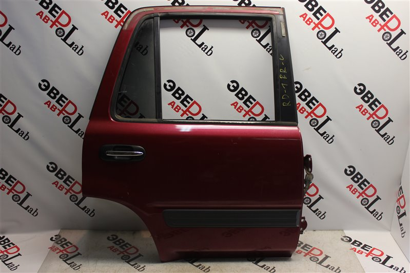 Дверь Honda Cr-V RD1 B20B 1998 задняя правая