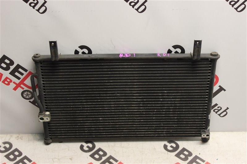 Радиатор кондиционера Honda Cr-V RD1 B20B 1998