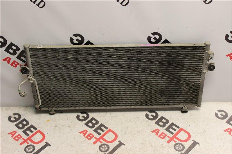 Радиатор кондиционера Nissan Bluebird HNU14 SR20 (DE) 1999