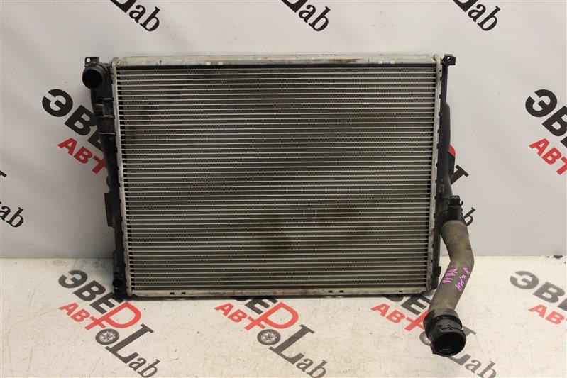 Радиатор двс Bmw 3-Series 318I E46 N42 (2000CC/105KW) 08.01.2002