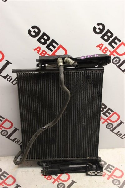 Радиатор кондиционера Bmw 3-Series 318I E46 N42 (2000CC/105KW) 08.01.2002