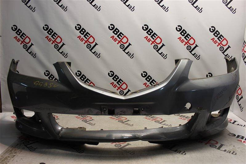 Бампер Mazda Atenza Sport GG3S L3 2004