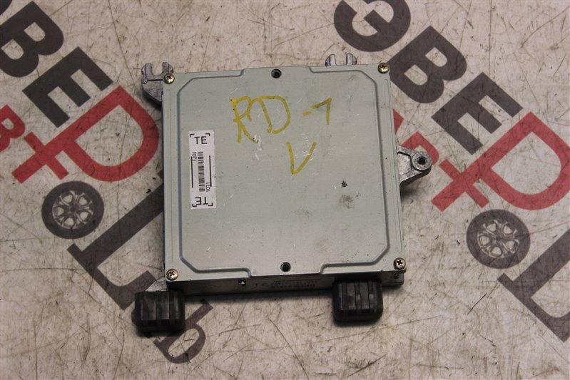 Блок управления двигателем Honda Cr-V RD1 B20B 1998