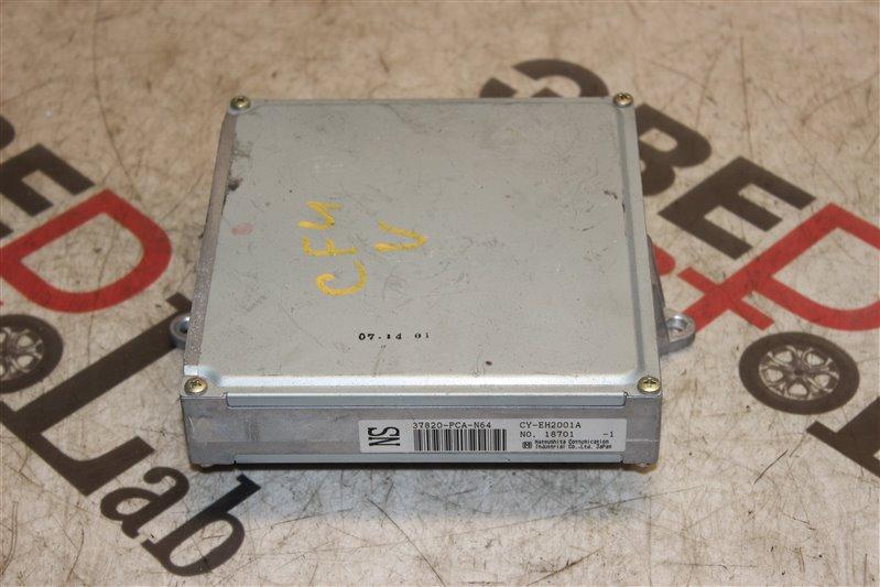Блок управления efi Honda Accord CL3 F20B 2002