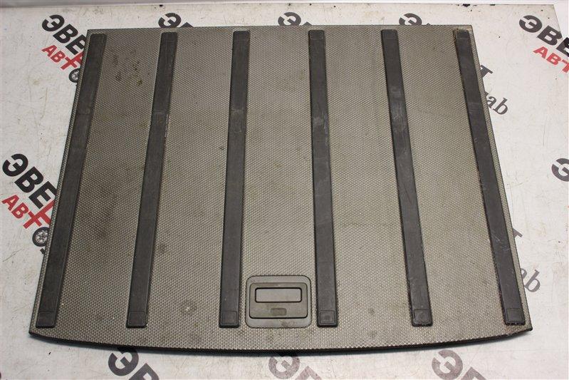 Пол багажника Nissan X-Trail NT30 QR20(DE) 2002