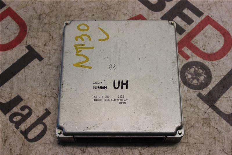 Блок управления двигателем Nissan X-Trail NT30 QR20(DE) 2002
