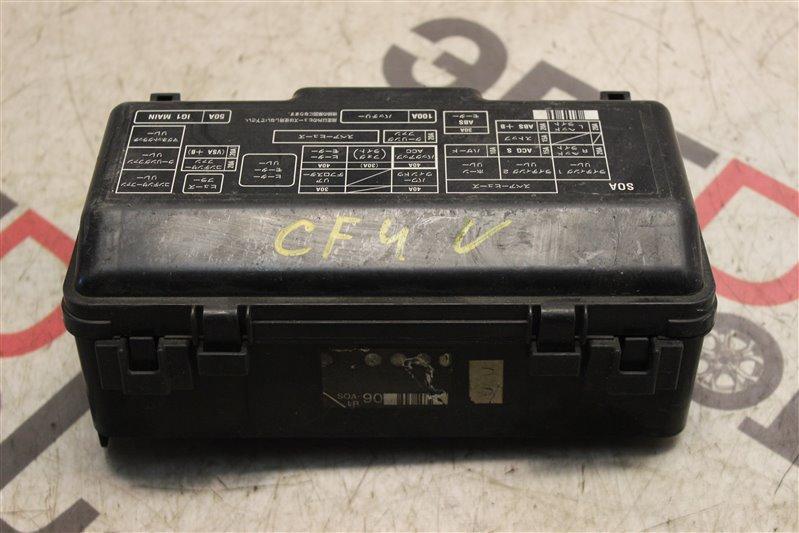 Блок предохранителей Honda Accord CL3 F20B 2002