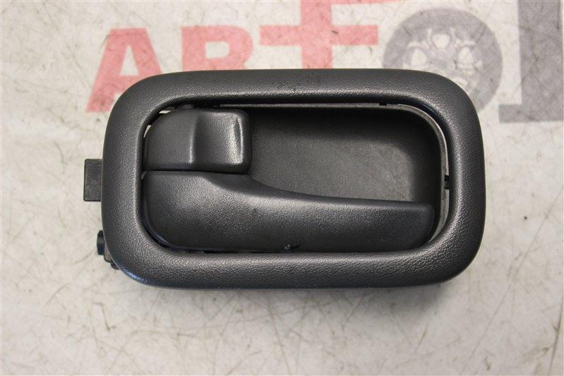 Ручка двери внутренняя Nissan X-Trail NT30 QR20(DE) 2002 передняя левая