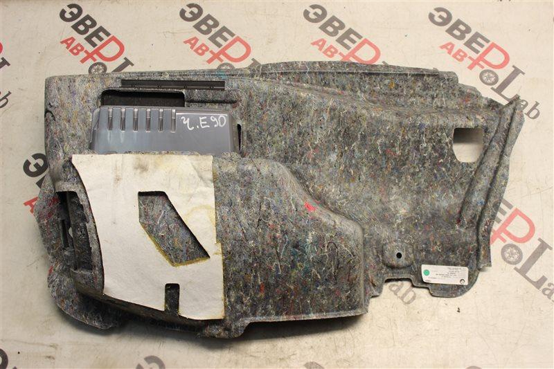 Обшивка багажника Bmw 3-Series 323I E90 N52B25A 2008 левая