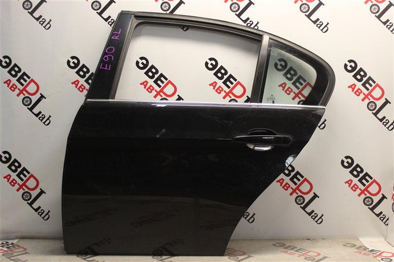 Дверь Bmw 3-Series 323I E90 N52B25A 2008 задняя левая