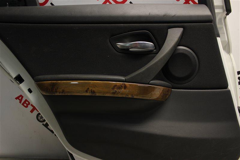 Обшивка двери Bmw 3-Series 320I Touring E91 N46B20B 2008 задняя левая