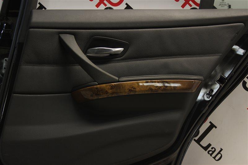 Обшивка двери Bmw 3-Series 323I E90 N52B25A 2008 задняя правая