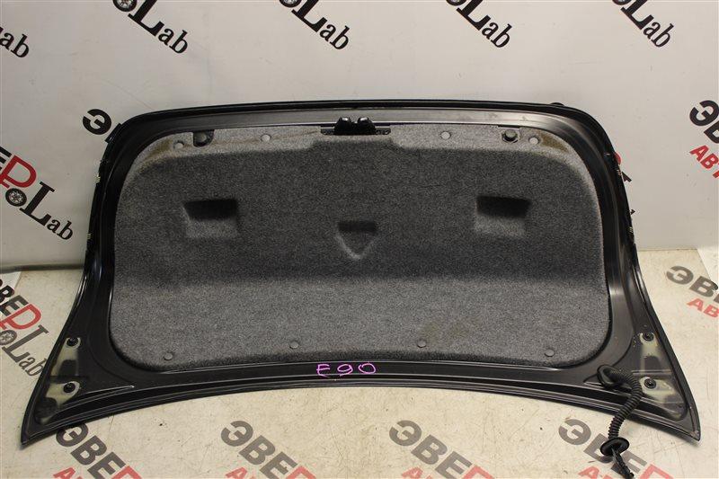 Обшивка крышки багажника Bmw 3-Series 323I E90 N52B25A 2008