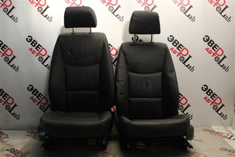 Комплект сидений Bmw 3-Series 323I E90 N52B25A 2008