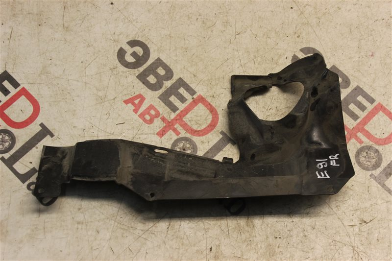 Защита Bmw 3-Series 320I Touring E91 N46B20B 2008 передняя правая