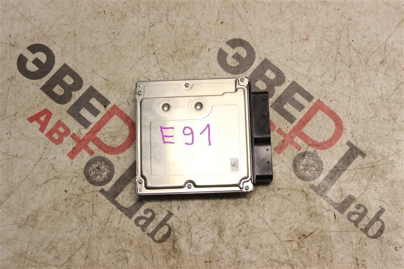 Блок управления двигателем Bmw 3-Series 320I Touring E91 N46B20B 2008