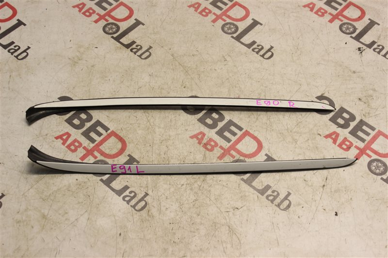 Молдинг лобового стекла Bmw 3-Series 320I Touring E91 N46B20B 2008