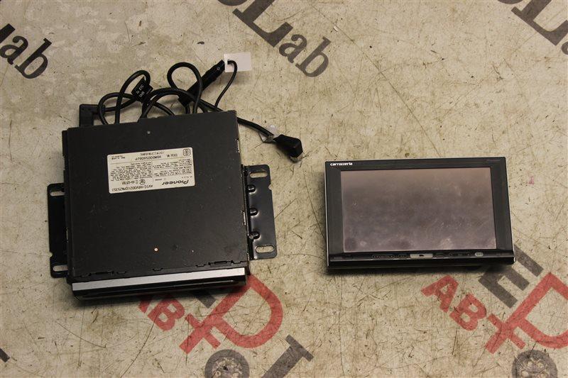 Блок управления навигацией Bmw 3-Series 320I Touring E91 N46B20B 2008