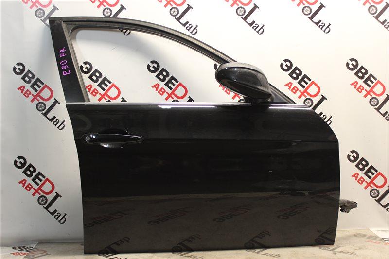 Дверь Bmw 3-Series 323I E90 N52B25A 2008 передняя правая