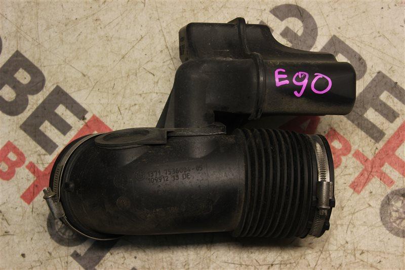 Гофра воздушного фильтра Bmw 3-Series 323I E90 N52B25A 2008