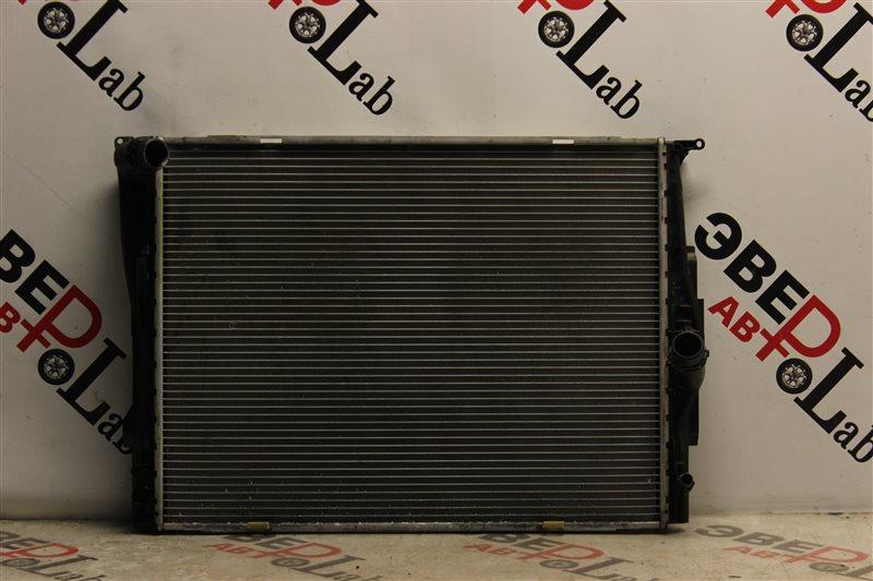 Радиатор охлаждения двс Bmw 3-Series 323I E90 N52B25A 2008