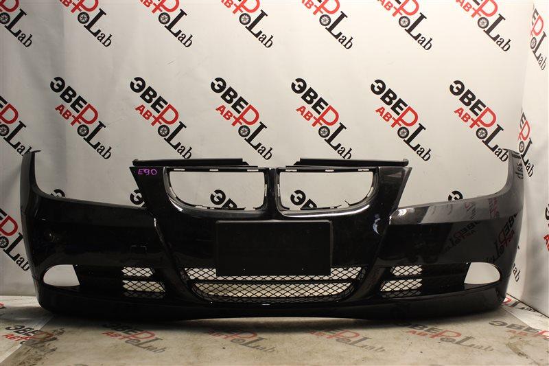 Бампер Bmw 3-Series 323I E90 N52B25A 2008